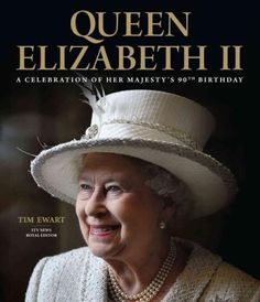 Written by ITV Royal Correspondent Tim Ewart, Queen Elizabeth II examines the monarchs life and reign as she marks her 90th birthday. With many unique images from the Royal Archives, this beautifully