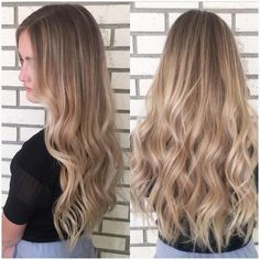 All About Hairstyles Balayage Hair Blonde Medium, White Blonde Hair, Prom Hair Medium, Medium Hair Styles, Long Hair Styles, Hair Blog, Hair Painting, Love Hair, Hair Looks