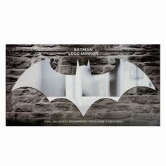 Brand new and in stock our Batman Logo Mirro... can be found here: http://levelupfans.com/products/batman-logo-mirror-70cm-x-33cm.  Take a look and get it while you can!