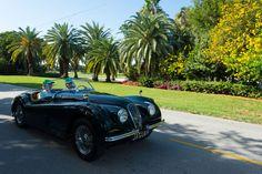 1954 Jaguar © Provided by Town and Country 2013 Jaguar, Jaguar Xk120, Bentley Mulsanne, New Porsche, Jaguar F Type, Best Classic Cars, Town And Country, Custom Trucks, New Tricks