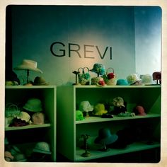 Grevi presents the 2013 kids hat collection at Pittibimbo77 776db1f9ba0a