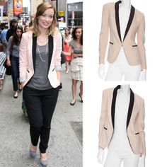 White blazer | style | Pinterest | Blazers, Too cute and White blazers