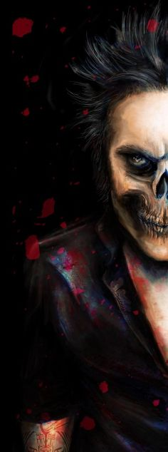 Amazing Syn G art. Found on tumblr: avenged-sevenfold-art. Go check it out!