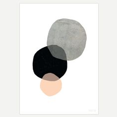 Image of 30 x 40cm Circles