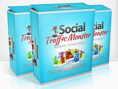 Social Traffic Monster - Want Free Traffic Without Any Work Or Learning Curves?