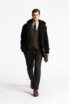 Ralph Lauren Fall 2013 Menswear