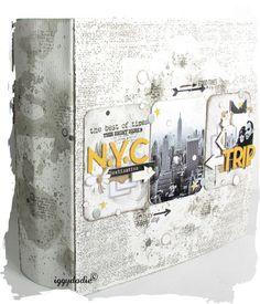 Mini Albums Scrapbook, Scrapbook Paper, Kit, Mini Books, Project Life, Art Journaling, Paper Crafting, Album Covers, Minis