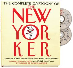 complete new yorker cartoon collection