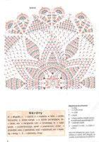 crochet doilies Kira scheme crochet: Scheme crochet no. Crochet Doily Diagram, Crochet Doily Patterns, Crochet Chart, Thread Crochet, Filet Crochet, Crochet Motif, Irish Crochet, Crochet Designs, Knit Crochet