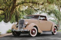 1935 Ford Model 48 Deluxe Roadster. https://www.eukhost.com/amazing-website/