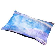 Sea of Serenity Dog Bed