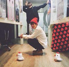 Kim Taehyung & Park Jimin