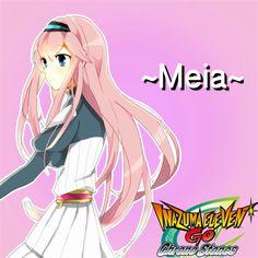 Meia Inazuma eleven go chrono stone Touko Pokemon, Inazuma Eleven Go, Emoji, Manga, Stone, Girls, Anime, Socks, Toddler Girls