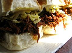 Blithely Unaware: Pulled In Delicious Directions (pulled pork)