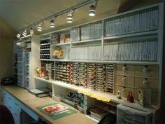 scrapbooking rooms | Hello Scrapbooking room heaven !
