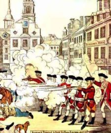 "CRITICAL THINKING--This web activity challenges students to examine 5 primary source documents to determine the most accurate portrayal of the ""Boston Massacre""."