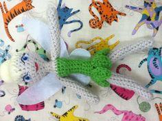 TinkerBell amigurumi made from a random doll pattern I found