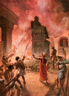 baal rituals and history   Historical articles and illustrations » Blog Archive » Josiah ... Bible Photos, Bible Pictures, Bible Art, Bible Scriptures, King Josiah, Biblia Online, Bible Illustrations, Christian Pictures, Prophetic Art