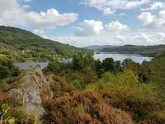 Today in the Trossachs