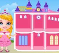 Bebek Barbie Oyuncak Ev Tasarla