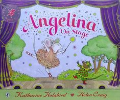 Angelina on Stage Katharine Holabird ballerina like new illustrated picture book 3 Picture, Picture Books, Ballerina, Stage, Illustration, Ebay, Ballet Flat, Illustrations, Ballerinas