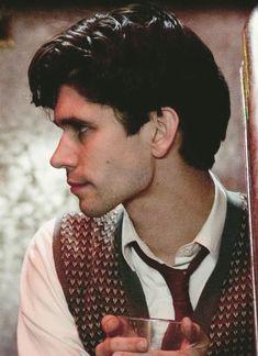 Ben as Freddie Lyon in The Hour