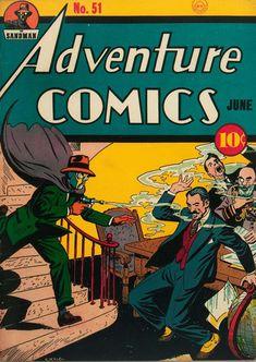Adventure Comics #51