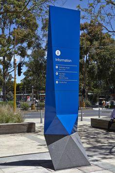Monash University Wayfinding - Gold Winner - 2014 Melbourne Design Awards