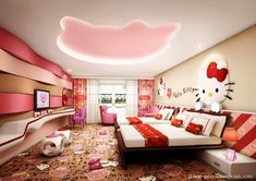 False Ceiling Designs for Children Bedroom Design Cuteness and Beauty