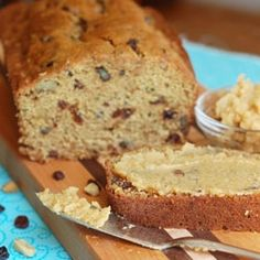 Maple Zucchini Nut Bread by thesweetchick... I plan on making without nuts and raisins.