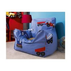 Just4kidz Beanchair made by Just 4 Kidz in Cheshire - £48