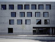 Special Education Centre in Dornbirn / Marte Marte Architekten