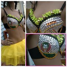 EDC bra Joker theme bra you take your pick four by Smokinghotdivas