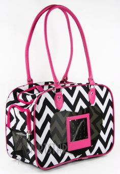 Dog Carriers Pink