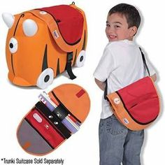 Need one of each for our tiger trunkis for the boys.  they love to ride them.