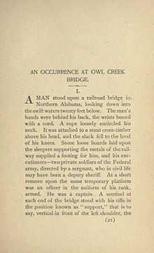 An Occurrence at Owl Creek Bridge 1891.jpg