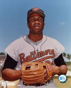 Frank Robinson, Baltimore Orioles