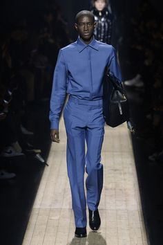 Dunhill Fall 2018 Menswear Fashion Show Collection