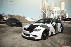 BMW e46 camouflage - Google Search
