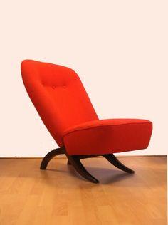 theo ruth fauteuil Congo Artifort
