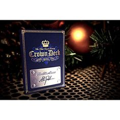 """The Crown Deck """"Luxury Edition"""" by The Blue Crown"""
