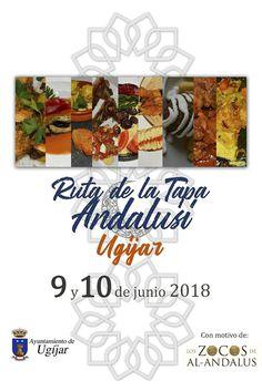 Entre los días 9 y 10 de junio de 2018,Ugíjar(Alpujarra de Granada) celebra una edición de laRuta de la Tapa Andalusí.