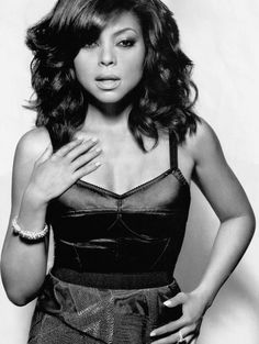 Taraji P. Henson. Love her in Larry Crowne and Person of Interest!!!!!