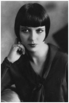 Louise Brooks movie star 1925