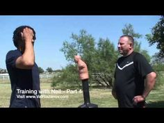 Russian Martial Arts, Systema and Ballistic Striking training With Neil Franklin - Part 4 - YouTube