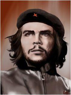 Che Guevara - l'inoubliable by on DeviantArt New Photos Hd, Full Hd Pictures, Galaxy Pictures, Che Guevara Photos, Batman Joker Wallpaper, Batman Gif, Tiers Monde, Revolution Poster, Buddha Tattoo Design