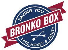 Bronko Box - Saving You Time, Money and SanityBronko Box | Tilted Chair Creative