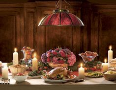 Thanksgiving Table Settings and Decorations - Thanksgiving Tablescapes Decorating Ideas - Country Living