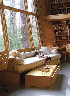 Window Seats - Fine Homebuilding