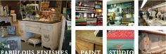 Check us out - we're located 35 minutes north of Detroit and offer the COOLEST, smashingly CREATIVE DIY paint workshops featuring a whole toolbox full of awsome paints - textured paints, chalk and clay paints, furniture, accessories, glass, mirrors, cabinets, counters , floors - what HAVENT we tackled? Our Workshop Schedule Is Posted! | Fabulously Finished